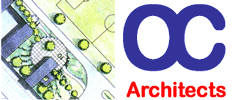 OC Architects - Commercial Architects in Wiltshire & Swindon Logo